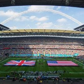 NFL announces dates, parings for three 2016 UK International Series games