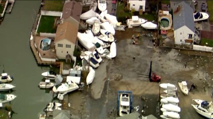 Hurricane Sandy: one year later, victims still recovering