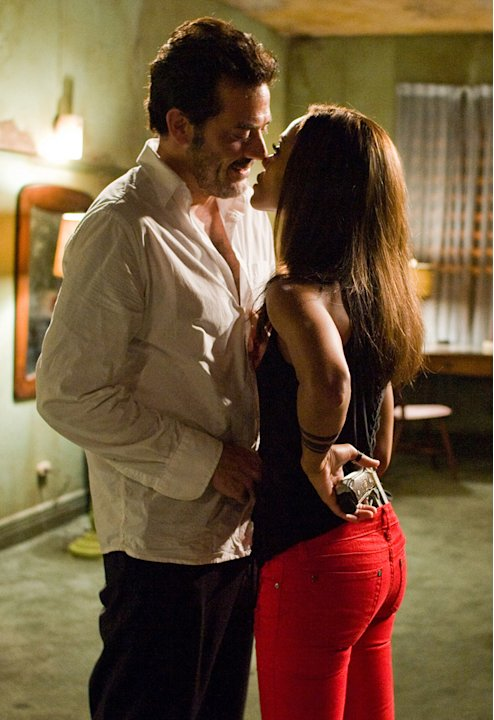 The Losers Warner Bros. Pictures 2010 Jeffrey Dean Morgan Zoe Saldana