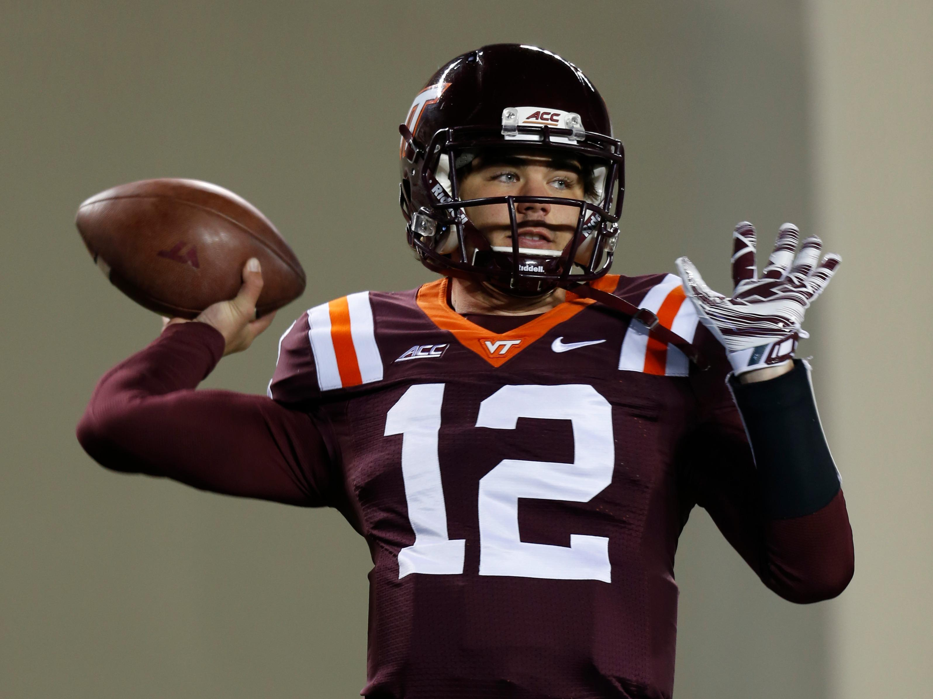 Here's the outrageous list of things Virginia Tech apparently planned to fine football players for