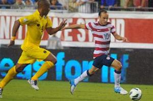 Landon Donovan misses U.S. practice to have knee MRI