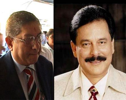 Won't sponsor team India till Srinivasan leaves: Sahara