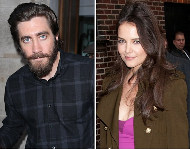 Jake Gyllenhaal,Katie Holmes