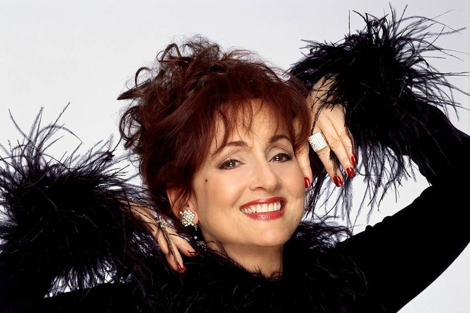 Robin Strasser stars as Dorian on the ABC Television Network's One Life to Live