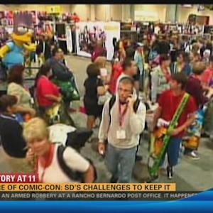 Comic Con's future: will it remain in San Diego?