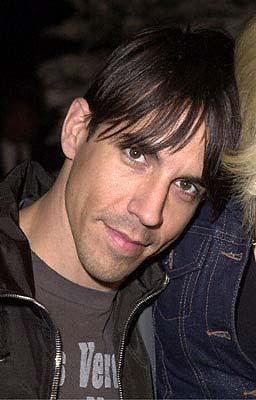 Anthony Kiedis at the Universal Amphitheatre premiere of Universal's Dr. Seuss' How The Grinch Stole Christmas