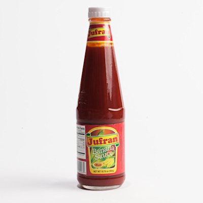 Jufran Banana Sauce (Hot)