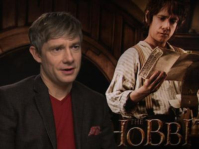 'Hobbit' Cast Compete at Dwarf Boot Camp