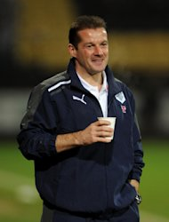 Preston North End manager Graham Westley says he usually only thinks about the next game