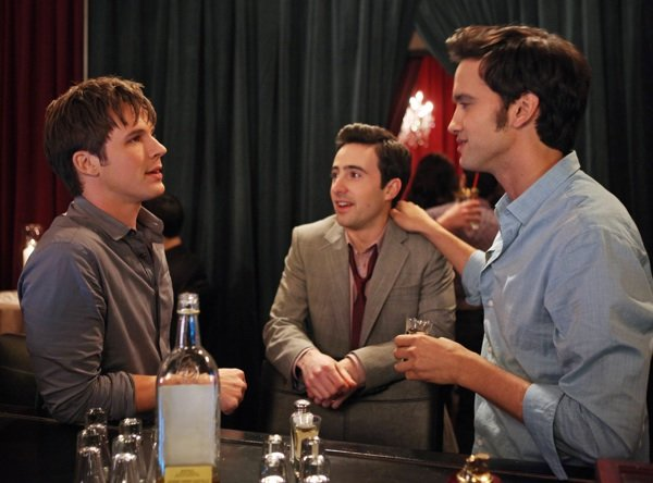 Exclusive 90210 First Look: Max's Bachelor Party!