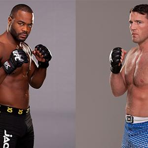 Rashad Evans vs. Chael Sonnen - Head-to-Head