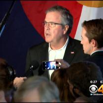 Former Florida Gov. Jeb Bush Stumps For Colo. GOP Candidates