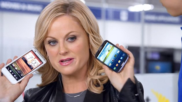 Amy Poehler's Bowl Questions Answered (ABC News)