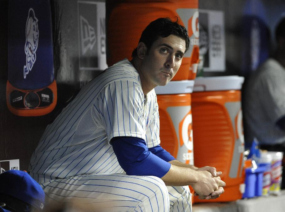 Mets' Matt Harvey to have elbow surgery, miss 2014