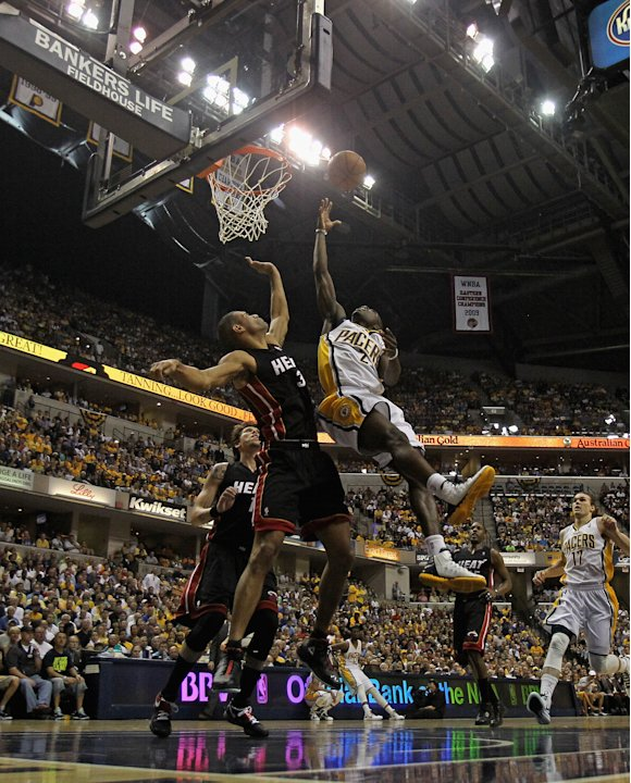 Miami Heat v Indiana Pacers …