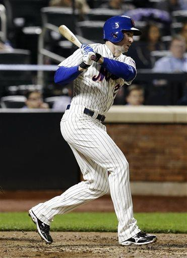 Lagares catch, Baxter hit lead Mets over Pirates