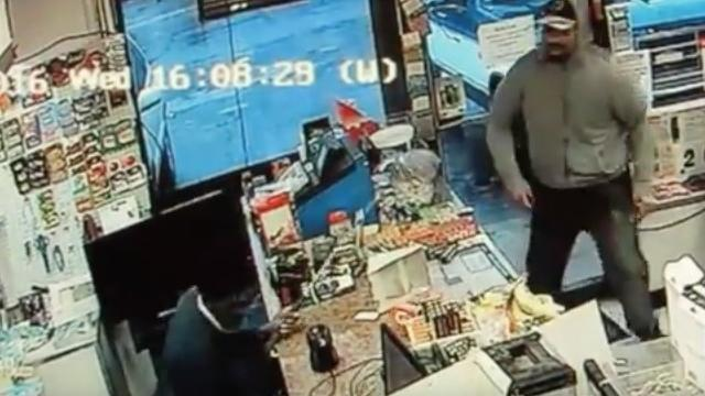 This Hero Cashier Used A Golf Club To Thwart A Terrible Robber