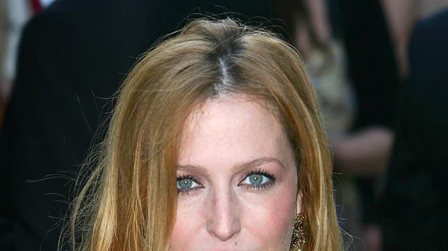 X Files UK Premiere 2008 Gillian Anderson