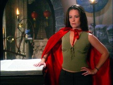Holly Marie Combs as Piper Halliwell in Charmed