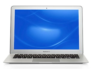 Sleekest Design : Apple MacBook Air Ultrabook