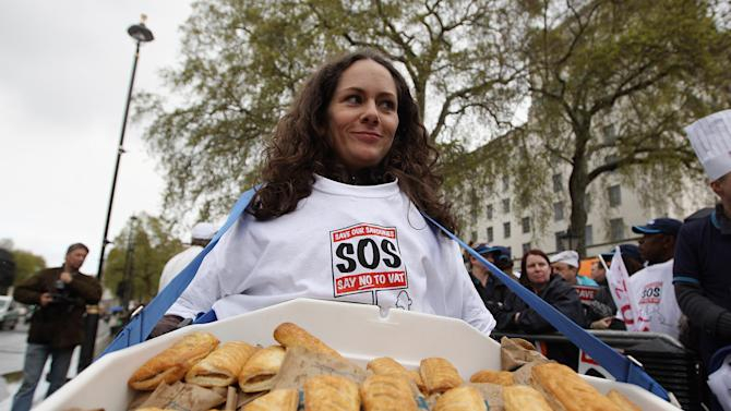 Bakers protest
