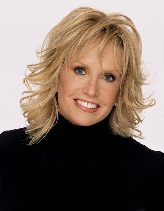 Leslie Charleson stars as Monica Quartermaine on the ABC Television Network's General Hospital