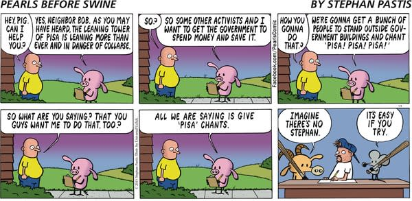 Pearls Before Swine is a Gift to All Mankind