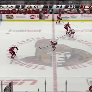 Panthers at Senators / Game Highlights