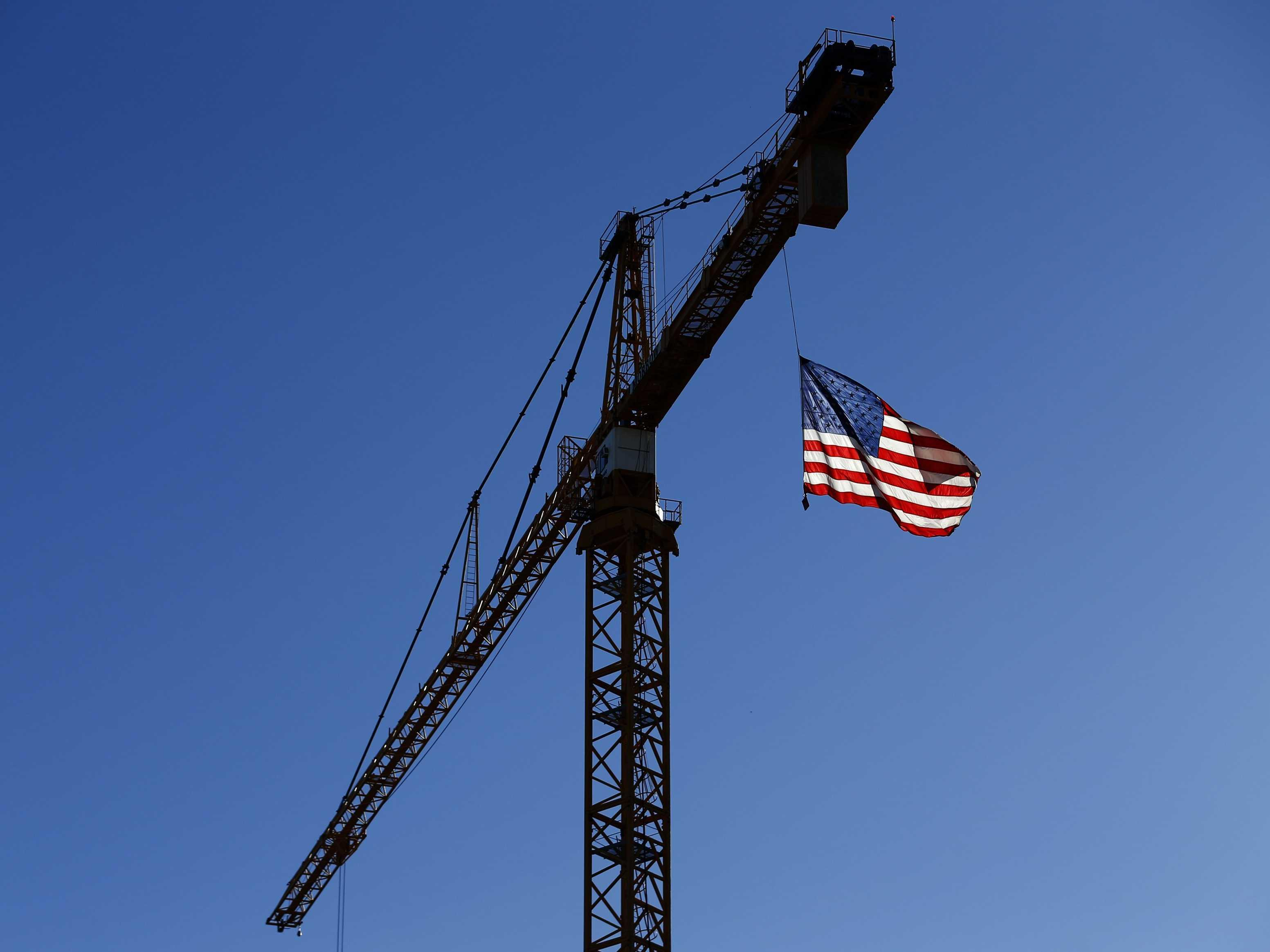 There's one bright spot in the US economy that keeps getting better