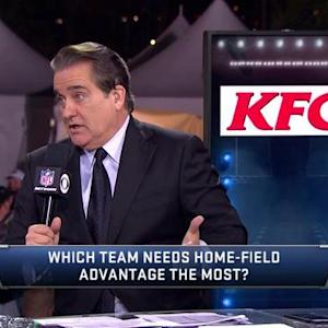 Which team needs home-field advantage the most?