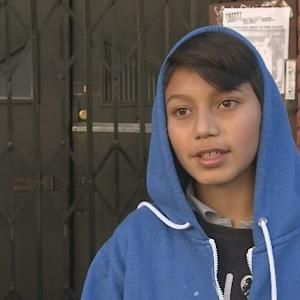 Boy Throws Dog, Himself Out Of 2nd Story Window To Survive Mission District Fire