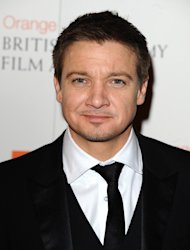Jeremy Renner received his Bourne script in an appropriately secretive manner