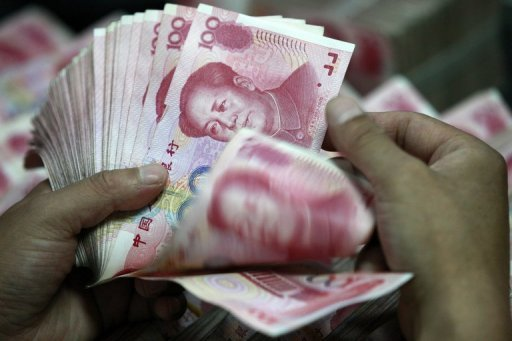 <p>China's currency is facing strong downward pressure this year as the country's once surging growth rates slow amid a stalling global economy and signs of capital flight after years of inflows.</p>