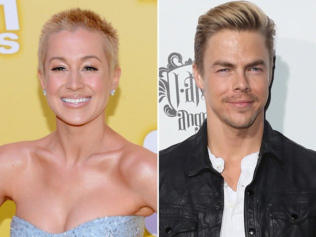 Kellie Pickler & Derek Ho …
