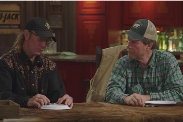 Rooster McConaughey's 'West Texas Investors Club' Shoots Down Fly-by-Night Business Idea (Exclusive Video)