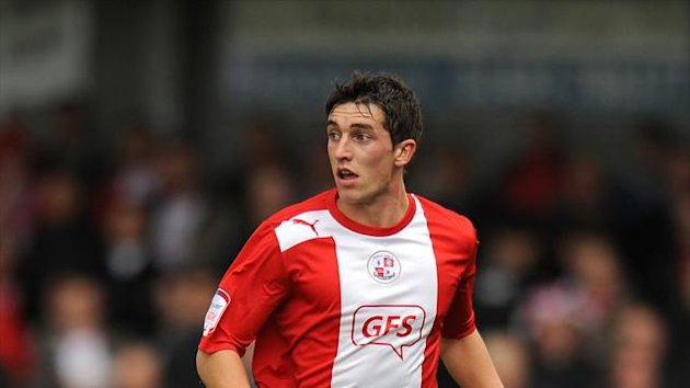 Joe Walsh has impressed for Crawley this term