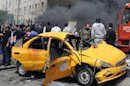 Major bombings since Syrian uprising began in 2011