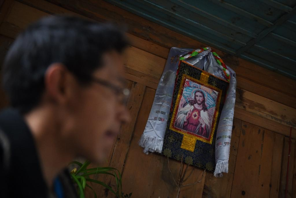 Communist China's unlikely Catholic outpost: Tibetans