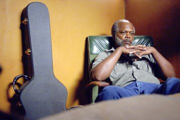 Samuel L. Jackson in Paramount Classics' Black Snake Moan