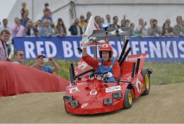 Germany Soapbox Race