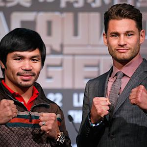 Manny Pacquiao's strategy against Chris Algieri