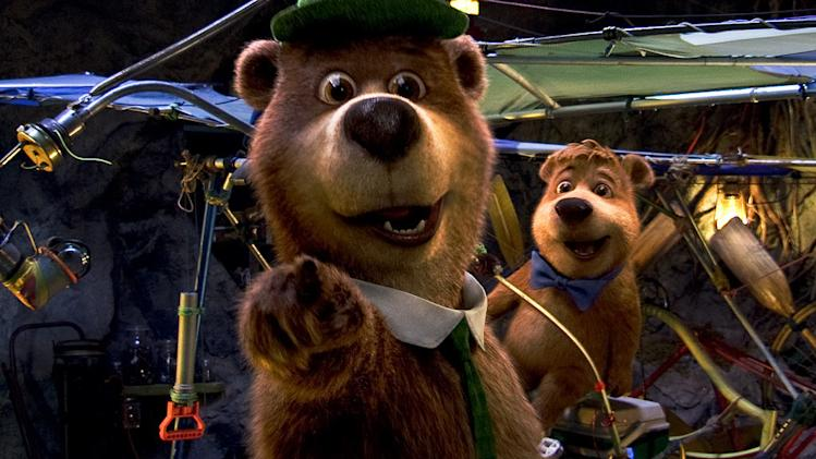 Yogi Bear 2010 Warner Bros. Pictures