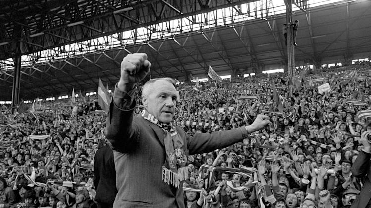 Soccer - 100th anniversary of Bill Shankly's Birth Package