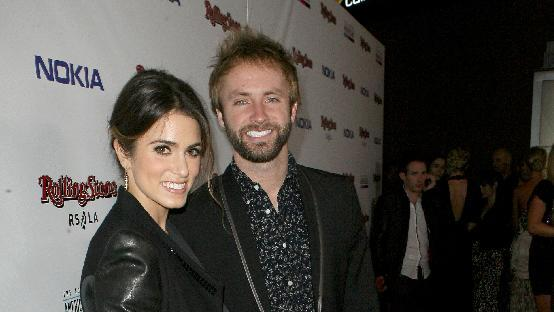IMAGE DISTRIBUTED FOR NOKIA - Nikki Reed and Paul McDonald arrive at the Rolling Stone American Music Awards After Party, on Sunday, Nov. 18, 2012 in Los Angeles. (Photo by Casey Rodgers/Invision for Nokia/AP Images)