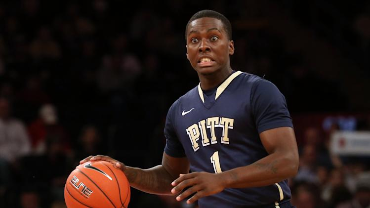 NCAA Basketball: Pittsburgh at St. John's