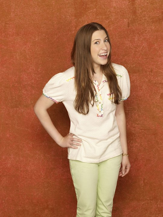 "Eden Sher stars as Sue in ""The Middle."""