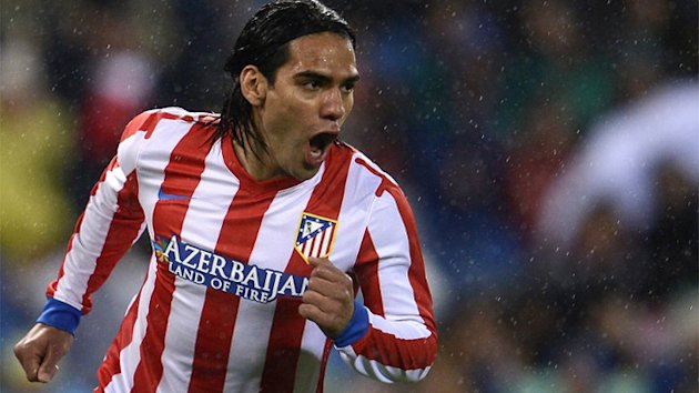 Radamel Falcao k&#xF6;nnte sich zur kommenden Saison dem FC Chelsea anschlie&#xDF;en