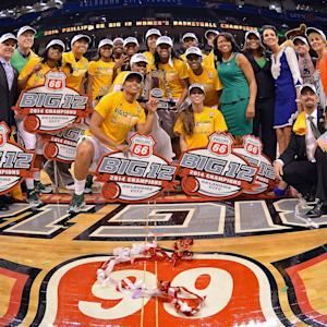 Baylor Wins 2014 Big 12 Women's Basketball Title