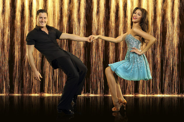 "Multi-talented actress and singer Zendaya partners with Val Chmerkovskiy on ""Dancing With the Stars"" Season 16, premiering March 18 on ABC."