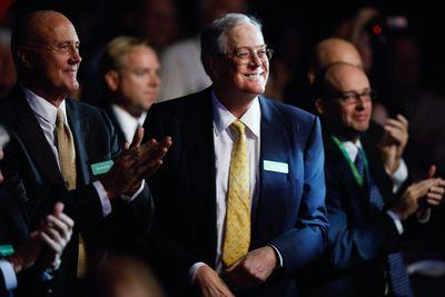 The Koch network plans to spend nearly $1 billion on the 2016 elections